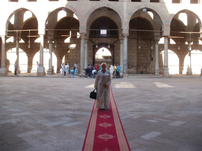 Мои путешествия. Елена Руденко. Египет. 2011 г. Y_51176649