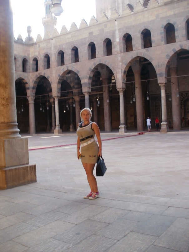 Мои путешествия. Елена Руденко. Египет. 2011 г. Y_5276b9f3