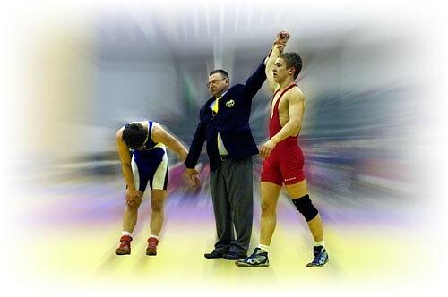 Во́льная борьба́ - вид спорта, заключающийся в единоборстве двух