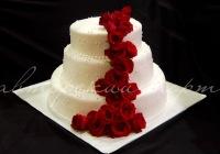 мастер класс торт из конфет пошагово, торт из мастики рецепт и фото урок.