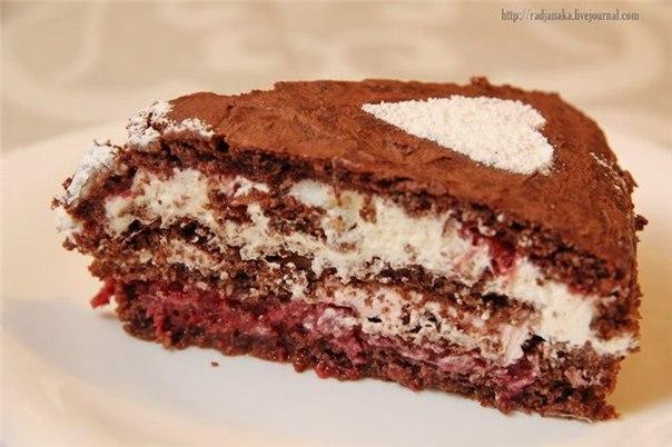 Самые вкусные торты с фото