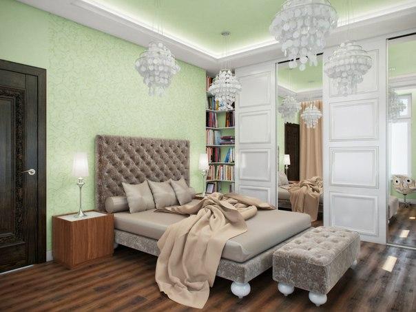 Спальня для девочки — подростка (4 фото) - картинка