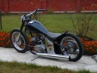 b Мотоцикл /b на базе b ИЖ Юпитер /b 4.