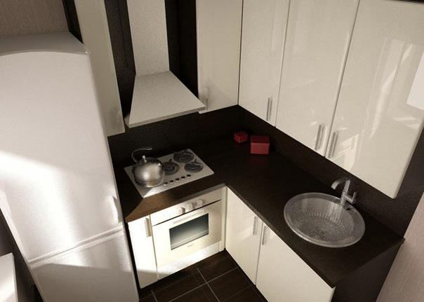 кухни фото дизайн для хрущевок