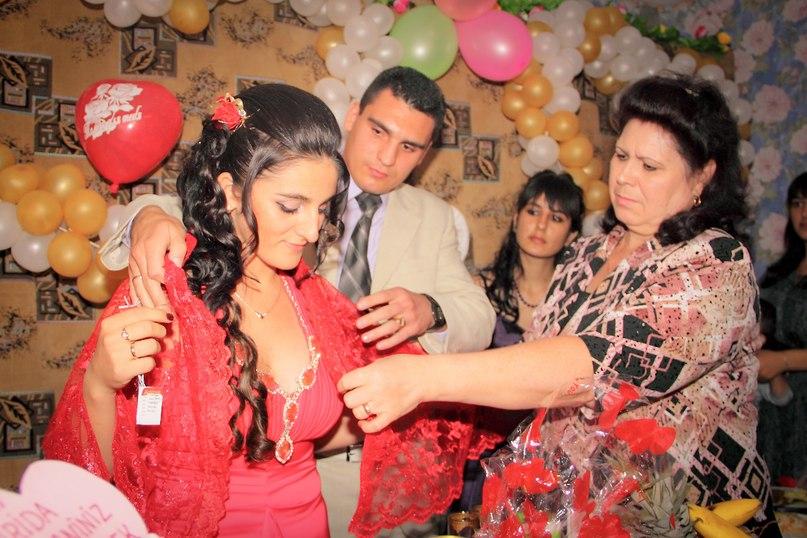 Открой для себя Азербайджан. Свадебные традиции. Обручение