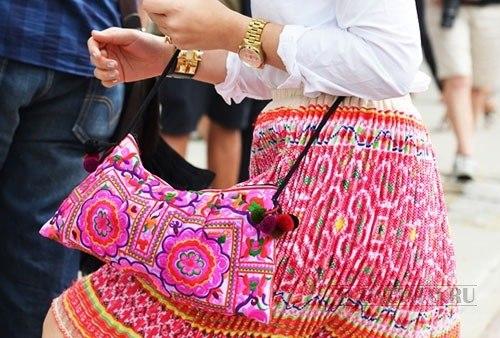 плетеные пляжные сумки