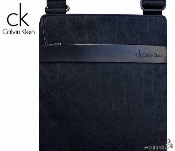 мужские сумки Calvin Klein.