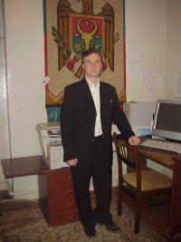 Сергей Куликовский, Оргеев