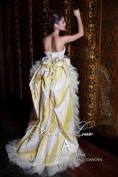 """Свадебные платья Aria di Lusso.  """"cвадебное платье Милена."""