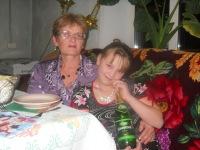 Наташа Кизина, 8 мая 1991, Челябинск, id158537142