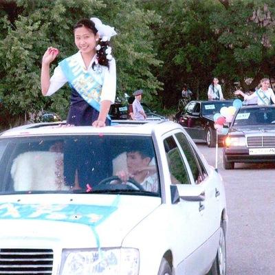 Айдана Ахметова, 26 ноября 1989, Новосибирск, id133968076