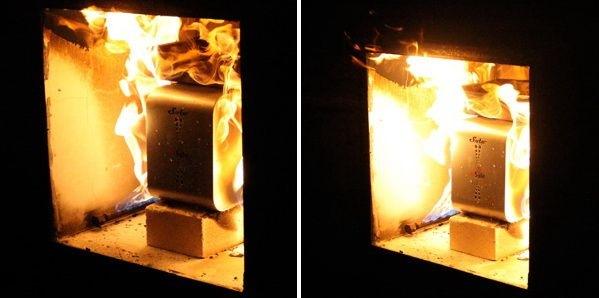 В воде не тонет, в огне не горит. И даже наоборот…