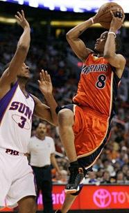 10 самых невероятных попаданий сезона НБА