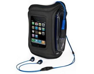 Водонепроницаемая стереогарнитура от H2O Audio