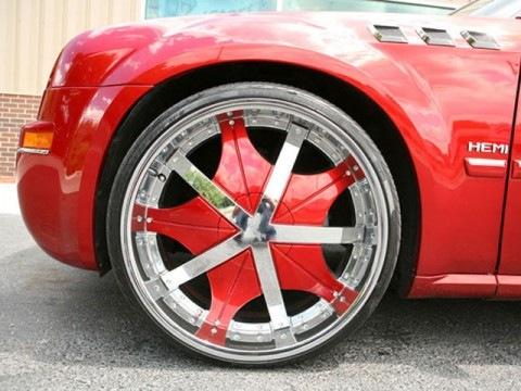 Крутые колеса