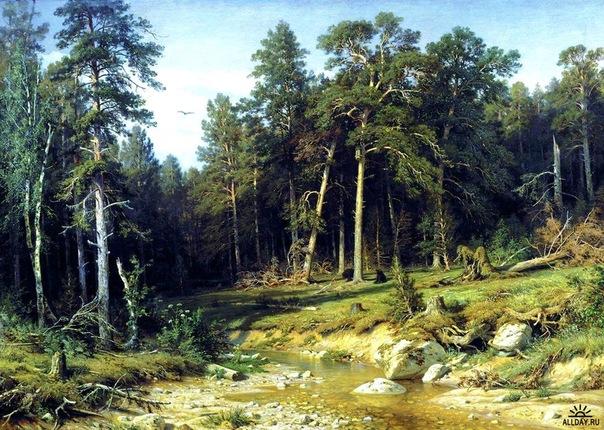 Фото природных пейзажей художник
