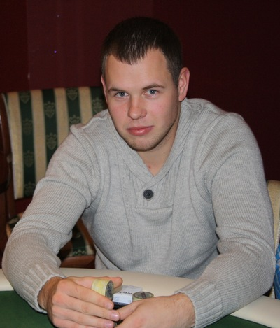 Сергей Кисель, 14 апреля 1990, Сыктывкар, id9425413