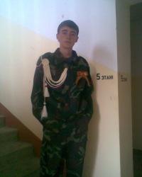 Серёга Кучмин, 9 июня 1994, Канаш, id108744117