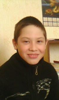 Артём Шанин, 21 февраля 1991, Нижний Новгород, id165467221