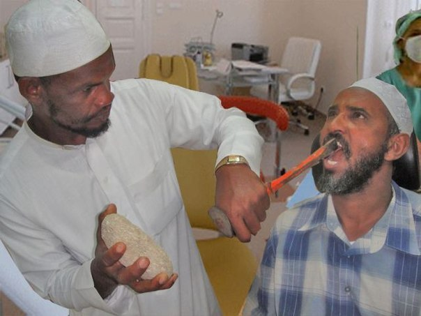 Индийский стоматолог виртуоз