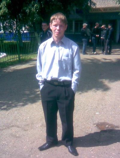 Владимир Горбатов, 30 октября 1999, Нижнекамск, id149366703