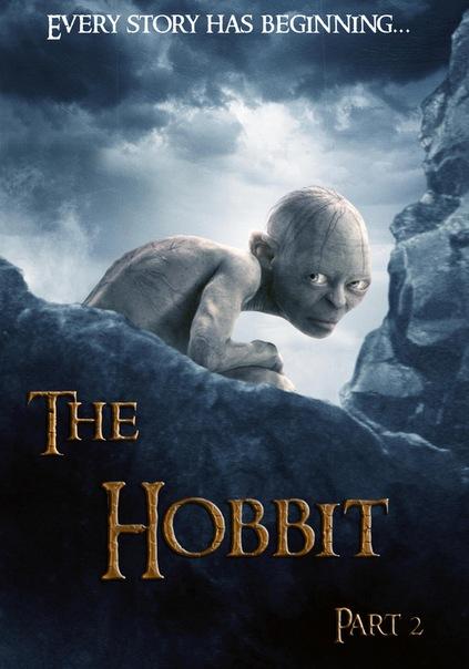 Хоббит: Одиночество Смога / The Hobbit: The Desolation of Smaug (2013)