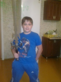 Хизир Эдильгириев, 3 августа , Уфа, id161899137