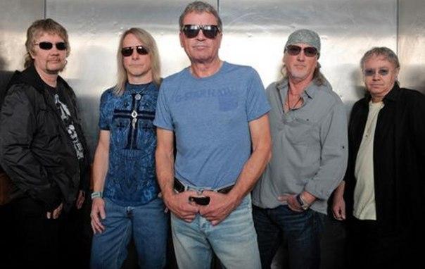 Deep Purple в Киеве 2012