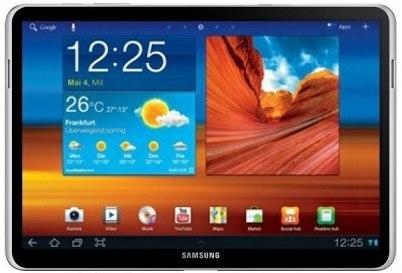 Samsung Galaxy Tab 11.6 – поспешишь, людей насмешишь