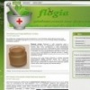Flogia.ru - сайт для фармацевтов и провизоров