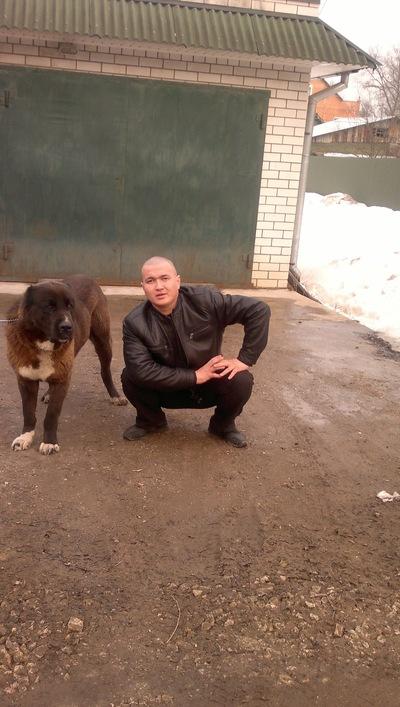 Евгений Убушаев, 2 августа , Саратов, id30926764