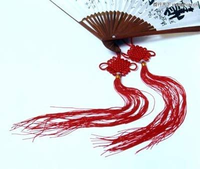 основные узлы фенечек - Плетение.