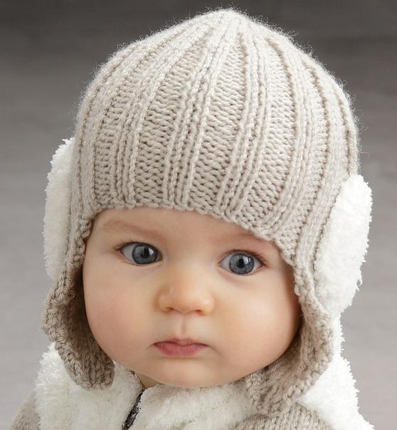 Вязание шапок спицами со схемами и описанием. Женские модели шарфов