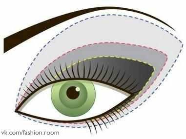 Фото урок макияжа smoky eyes смоки айс.