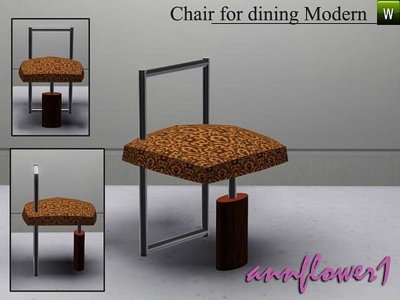 Стул для столовой Modern by annflower1