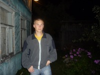 Андрей Кротов, 28 августа 1989, Киров, id115149084