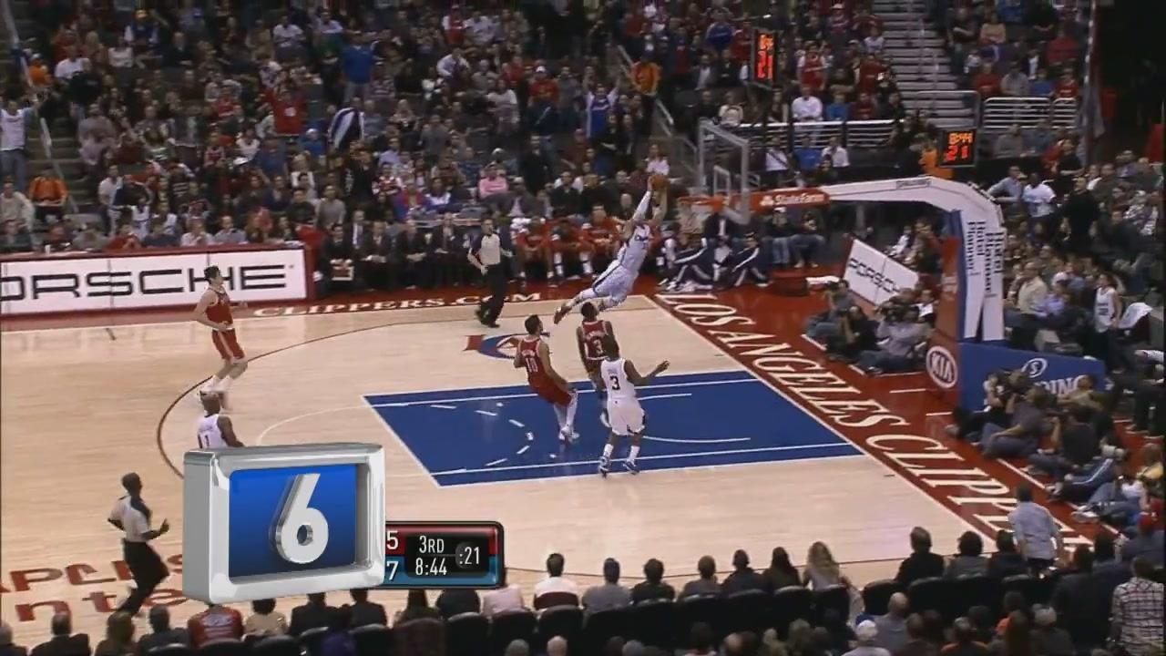 TOP TEN NBA 2012