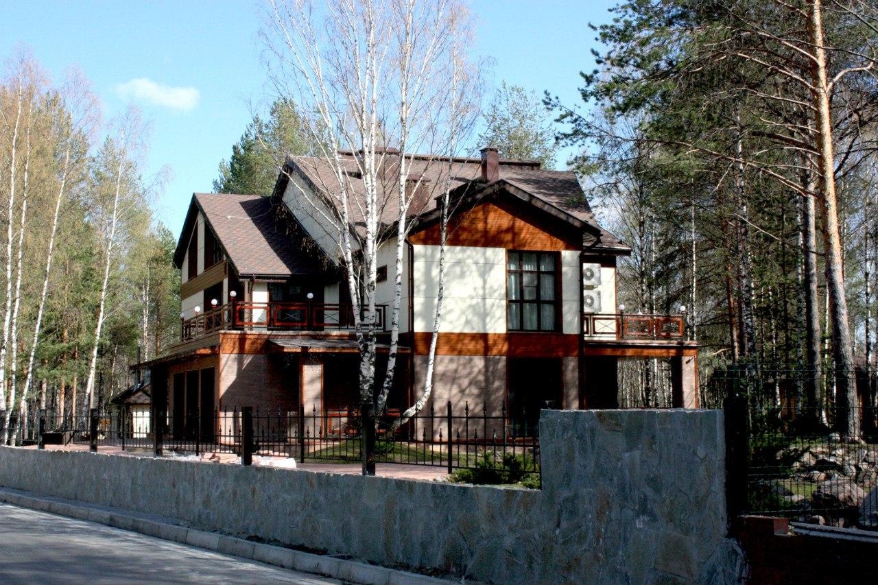 дом Ромаданова