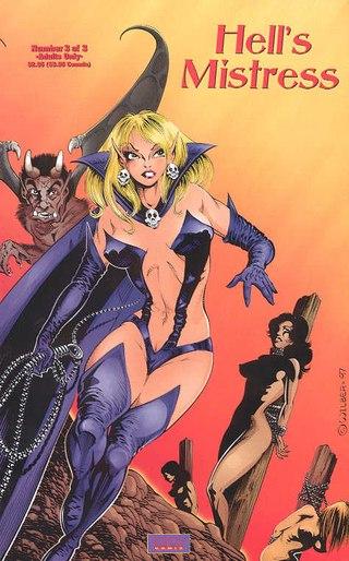Hells Mistress 3
