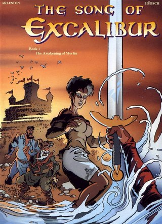 Song of Excalibur The 01