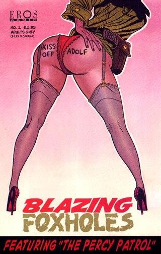 Blazing Foxholes 2