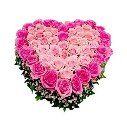 Свадебные букеты в г Самара, букет невесты. :: Сердце - настольная...