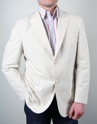 Данный мужской пиджак расчитан для мужчин умственного.
