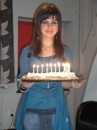Мария Оганян, 16 октября , Самара, id44851864