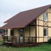 Производство домов из СИП панелей SIPWALL