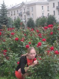 Анастасия Зыкова, 26 августа 1982,  Железногорск, id23074395