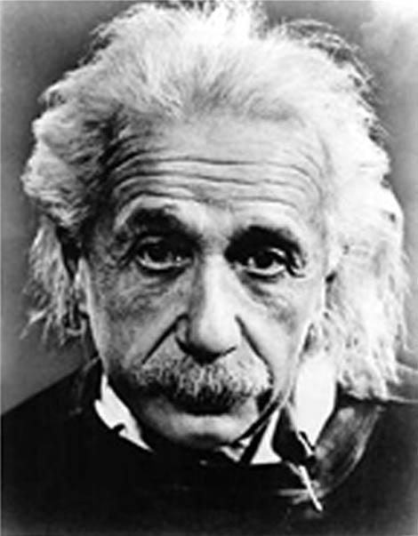 Эйнштейна в 1955 году,