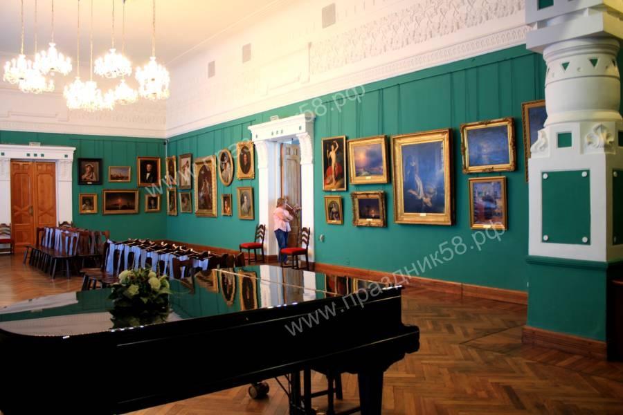 Свадьба в каритинной галерее