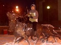 Любовь Борисова, 13 февраля , Салехард, id152852833