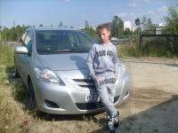 Эдгар Писаренко, 8 августа 1998, Нягань, id144949474